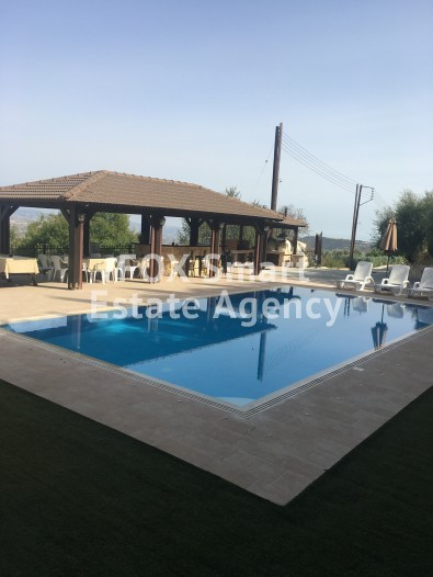 To Rent 5 Bedroom Detached House in Pachna, Limassol 6 17