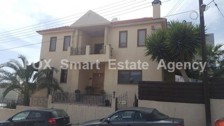 To Rent 7 Bedroom Detached House in Panthea, Limassol