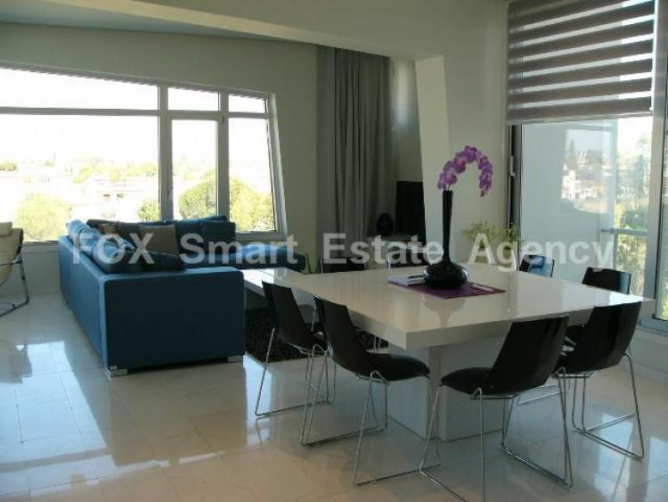 To Rent 3 Bedroom Apartment in Nicosia, Nicosia Centre, Nicosia