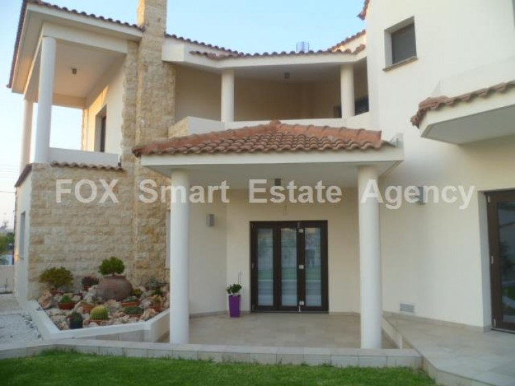 To Rent 4 Bedroom Detached House in Lakatameia, Nicosia