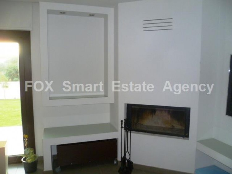 To Rent 4 Bedroom Detached House in Lakatameia, Nicosia 11