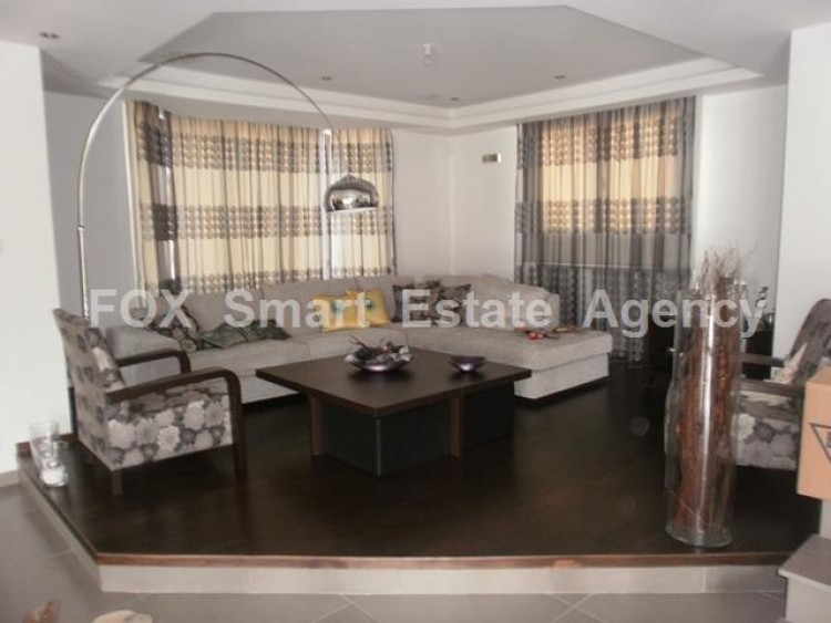 To Rent 4 Bedroom Detached House in Lakatameia, Nicosia 12