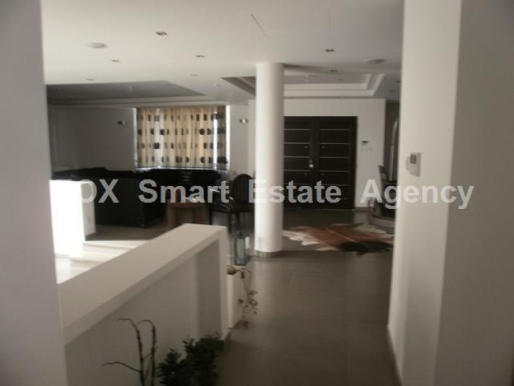 To Rent 4 Bedroom Detached House in Lakatameia, Nicosia 13