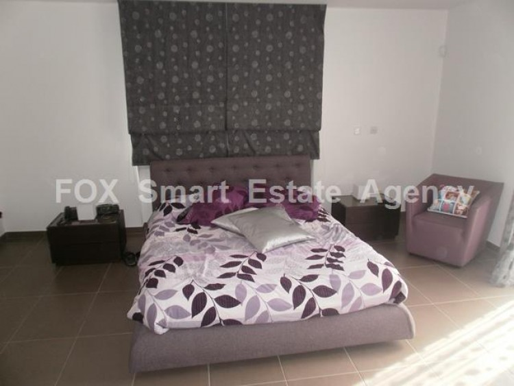 To Rent 4 Bedroom Detached House in Lakatameia, Nicosia 15