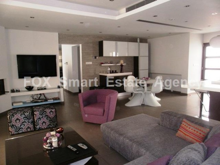 To Rent 4 Bedroom Detached House in Lakatameia, Nicosia 2