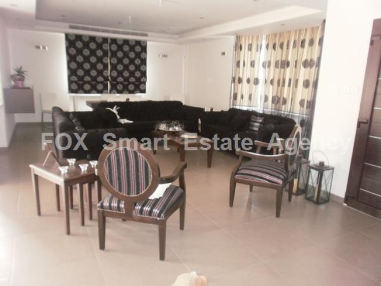 To Rent 4 Bedroom Detached House in Lakatameia, Nicosia 3