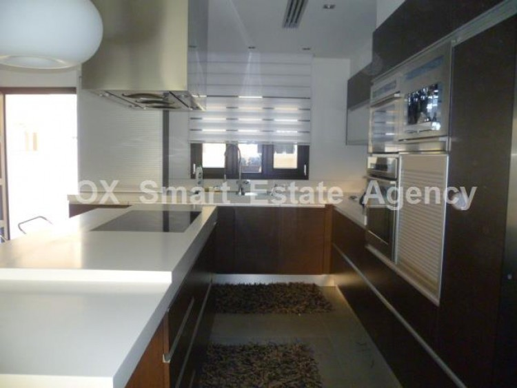 To Rent 4 Bedroom Detached House in Lakatameia, Nicosia 34