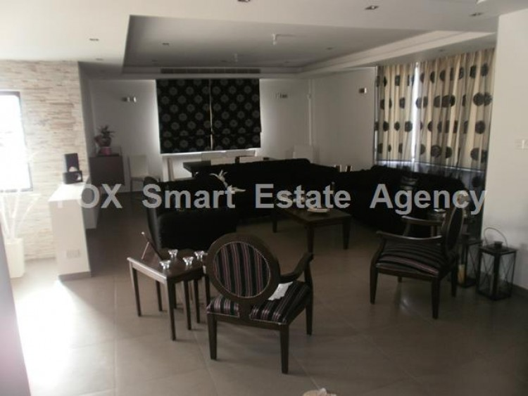 To Rent 4 Bedroom Detached House in Lakatameia, Nicosia 7