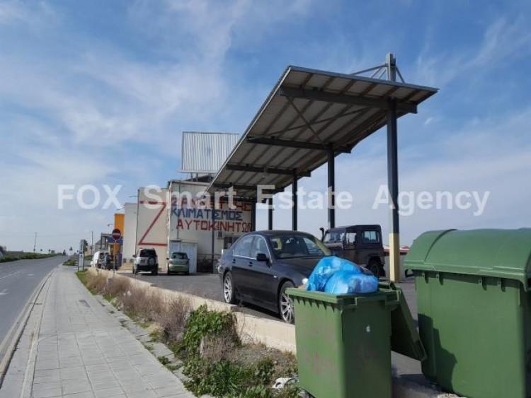Warehouse, Factory in Vlachos, Aradippou, Larnaca 2