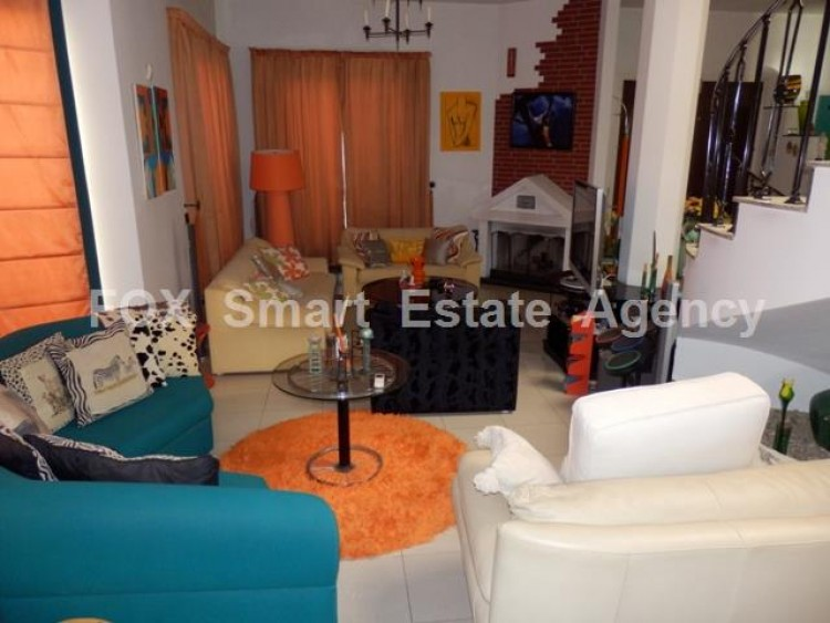 To Rent 3 Bedroom Detached House in Makedonitissa, Nicosia 10