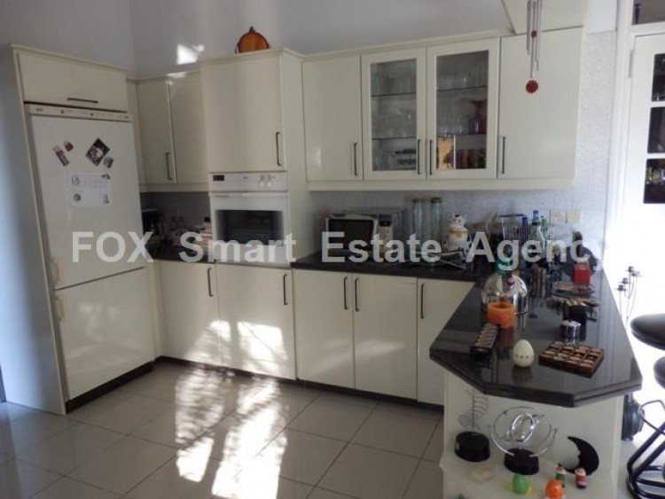To Rent 3 Bedroom Detached House in Makedonitissa, Nicosia 13