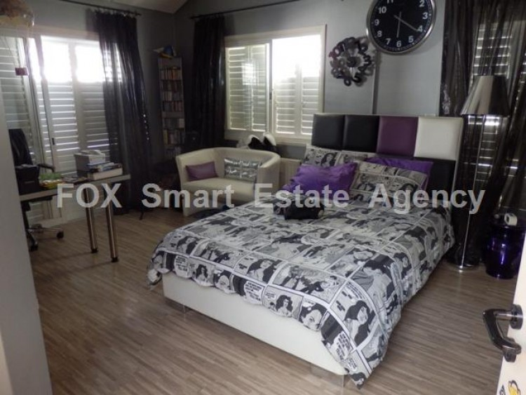 To Rent 3 Bedroom Detached House in Makedonitissa, Nicosia 18