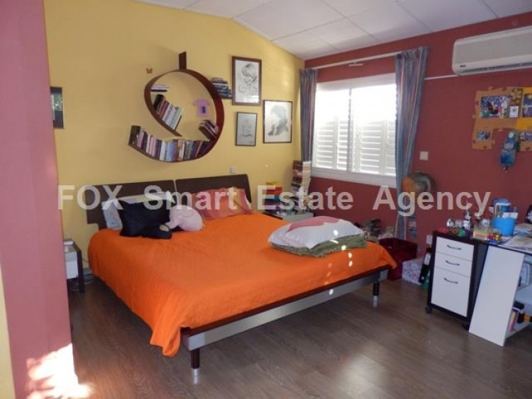 To Rent 3 Bedroom Detached House in Makedonitissa, Nicosia 19