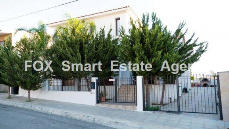 To Rent 3 Bedroom Detached House in Archangelos-anthoupoli, Nicosia