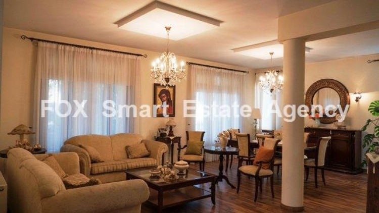 To Rent 3 Bedroom Detached House in Archangelos-anthoupoli, Nicosia 11