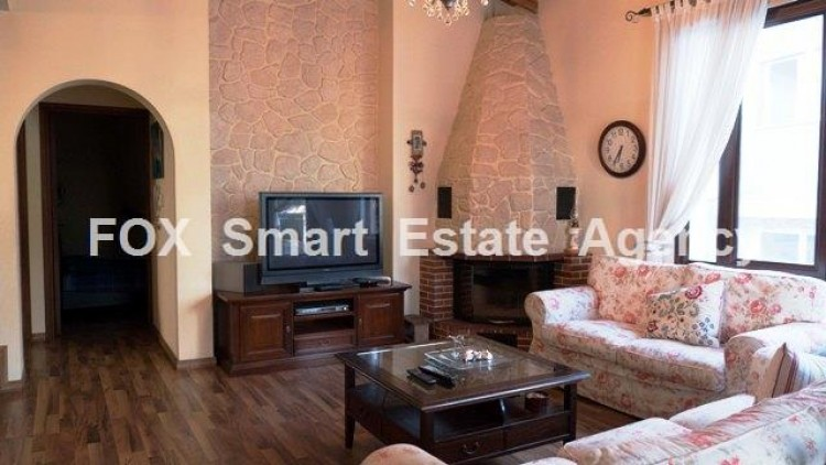 To Rent 3 Bedroom Detached House in Archangelos-anthoupoli, Nicosia 12