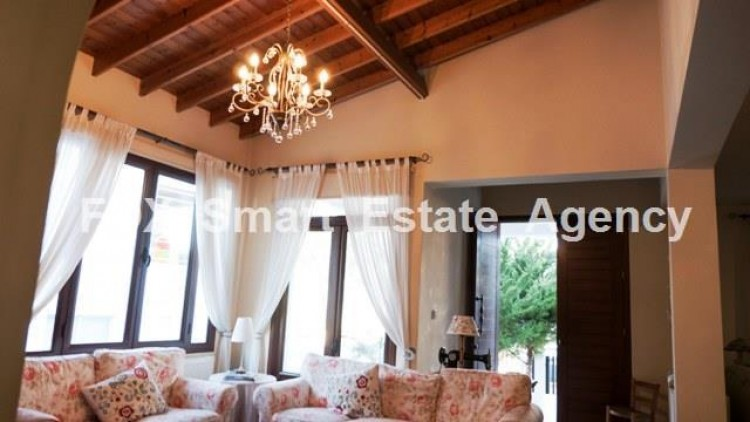 To Rent 3 Bedroom Detached House in Archangelos-anthoupoli, Nicosia 13