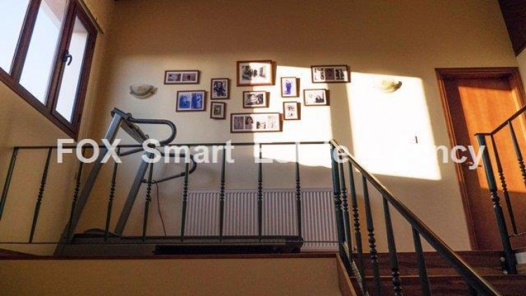 To Rent 3 Bedroom Detached House in Archangelos-anthoupoli, Nicosia 17