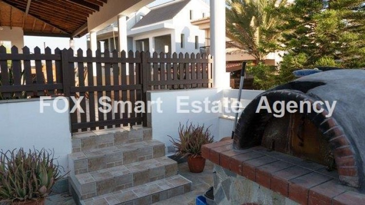 To Rent 3 Bedroom Detached House in Archangelos-anthoupoli, Nicosia 4
