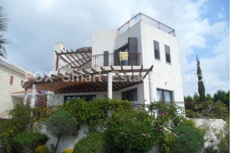 To Rent 4 Bedroom Detached House in Germasogeia, Limassol 21