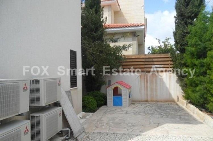 To Rent 4 Bedroom Detached House in Germasogeia, Limassol 25
