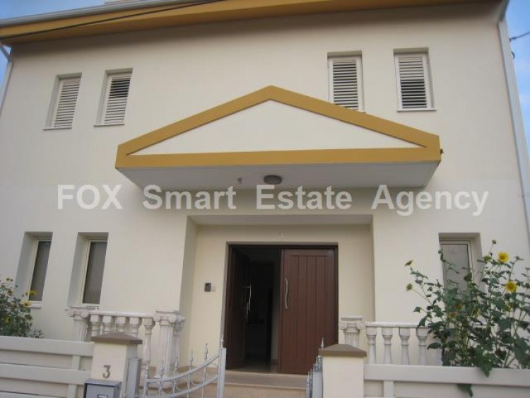 To Rent 6 Bedroom Detached House in Lakatameia, Nicosia 34