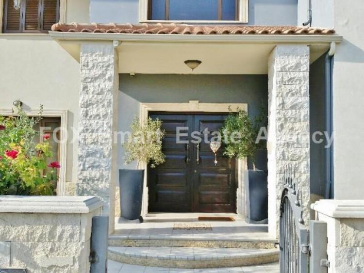 To Rent 5 Bedroom Detached House in Nicosia suburbs, Nicosia 10