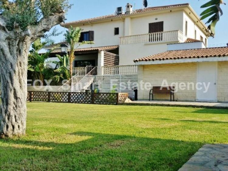 To Rent 5 Bedroom Detached House in Nicosia suburbs, Nicosia 16