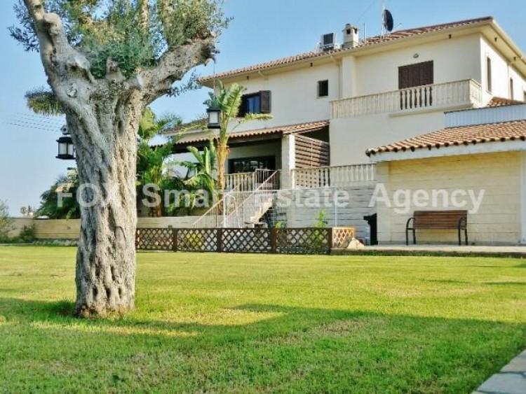 To Rent 5 Bedroom Detached House in Nicosia suburbs, Nicosia 17