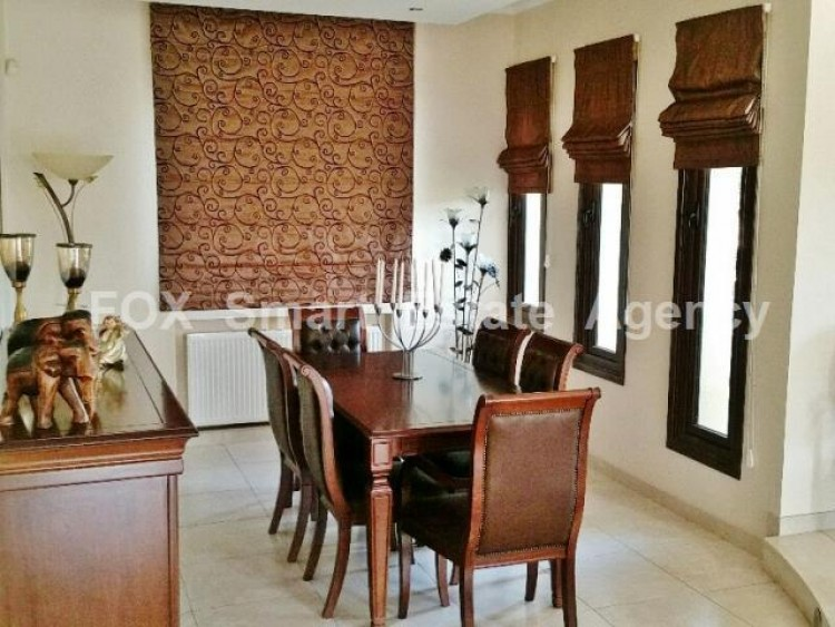 To Rent 5 Bedroom Detached House in Nicosia suburbs, Nicosia 26