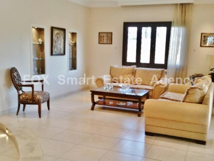 To Rent 5 Bedroom Detached House in Nicosia suburbs, Nicosia 27