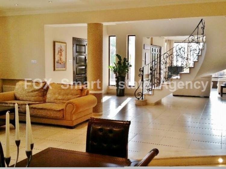 To Rent 5 Bedroom Detached House in Nicosia suburbs, Nicosia 28