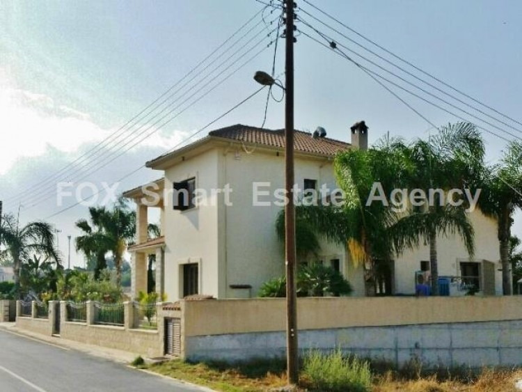 To Rent 5 Bedroom Detached House in Nicosia suburbs, Nicosia 5