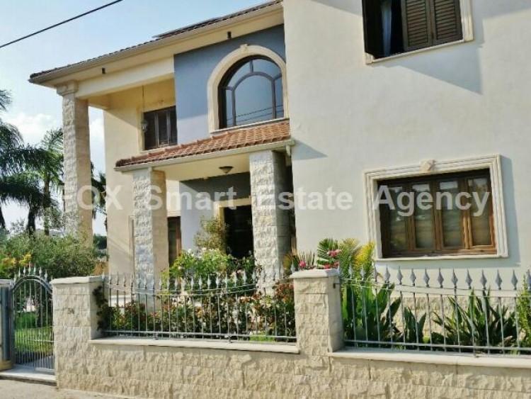 To Rent 5 Bedroom Detached House in Nicosia suburbs, Nicosia 6