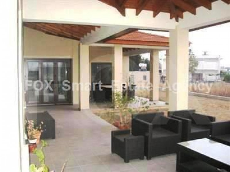 To Rent 4 Bedroom Detached House in Nisou, Nicosia