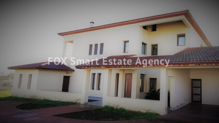 To Rent 4 Bedroom Detached House in Nisou, Nicosia 18