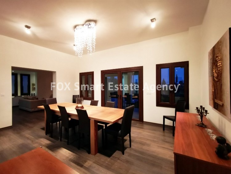 To Rent 4 Bedroom Detached House in Nisou, Nicosia 19