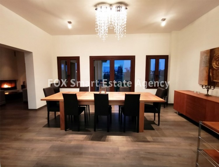 To Rent 4 Bedroom Detached House in Nisou, Nicosia 21