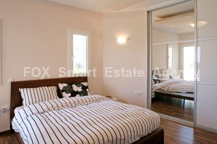 To Rent 4 Bedroom Detached House in Amathounta, Limassol 10