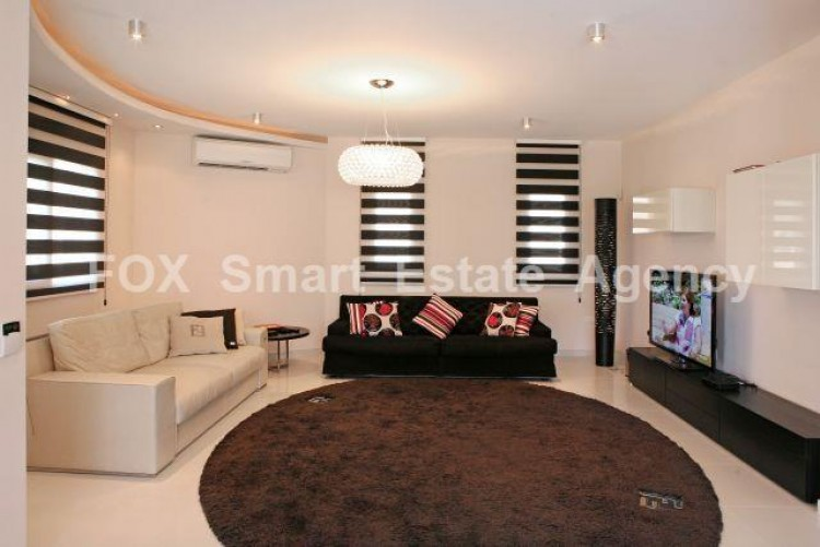 To Rent 4 Bedroom Detached House in Amathounta, Limassol 4