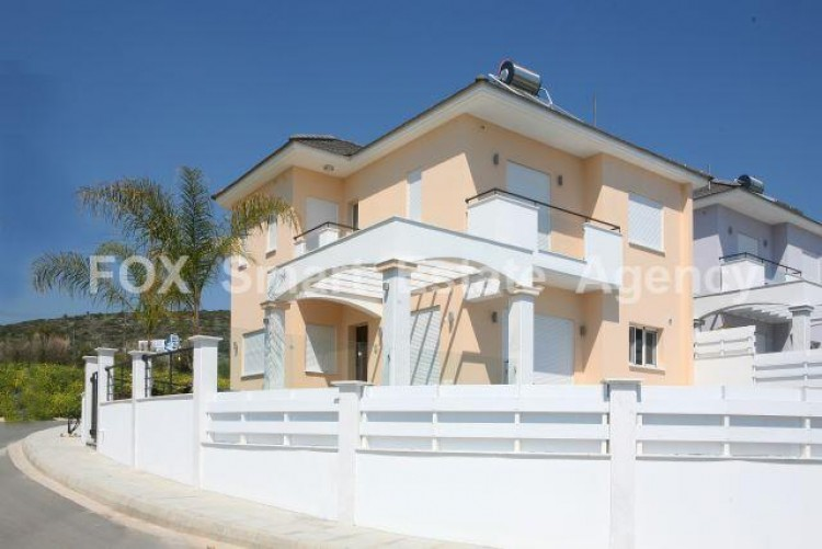 To Rent 4 Bedroom Detached House in Amathounta, Limassol 5