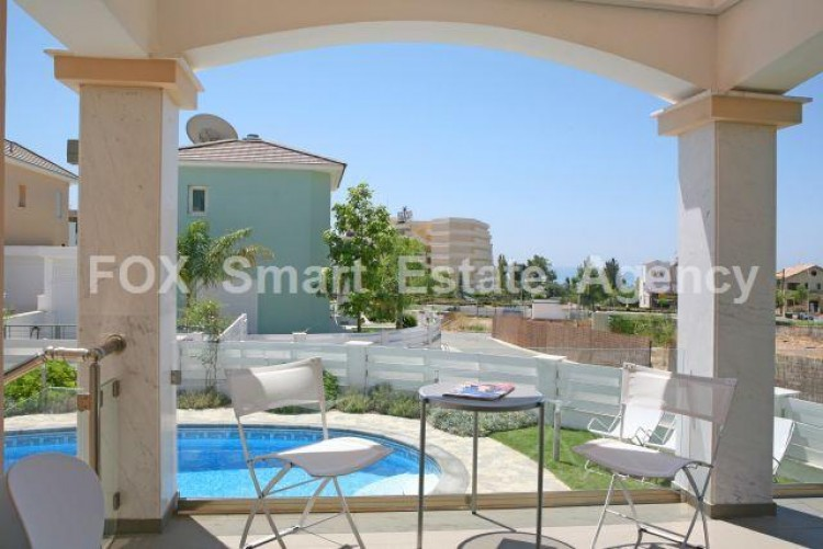 To Rent 4 Bedroom Detached House in Amathounta, Limassol 7