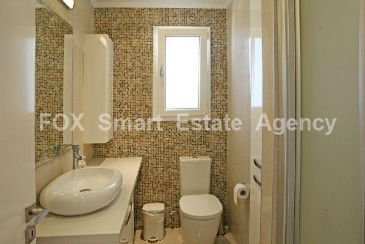 To Rent 4 Bedroom Detached House in Amathounta, Limassol 9
