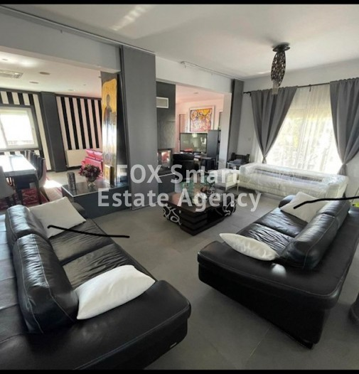 To Rent 4 Bedroom Detached House in Agia paraskevi, Germasogeia, Limassol 3