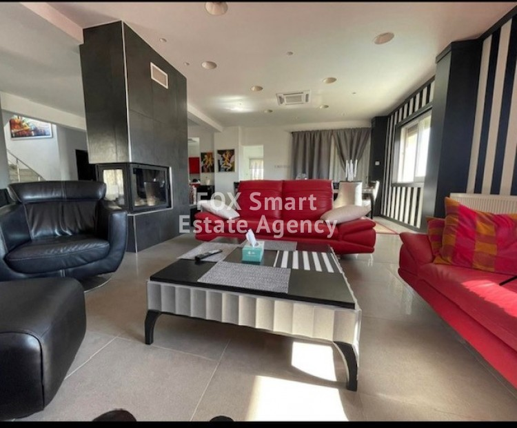 To Rent 4 Bedroom Detached House in Agia paraskevi, Germasogeia, Limassol 8