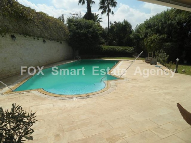 To Rent 5 Bedroom Detached House in Makedonitissa, Nicosia