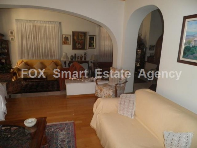 To Rent 5 Bedroom Detached House in Makedonitissa, Nicosia 10