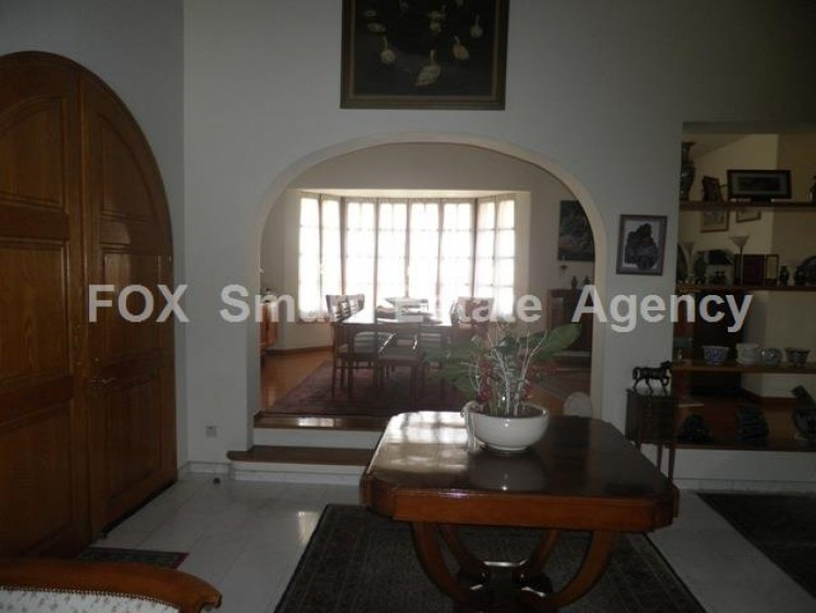 To Rent 5 Bedroom Detached House in Makedonitissa, Nicosia 13