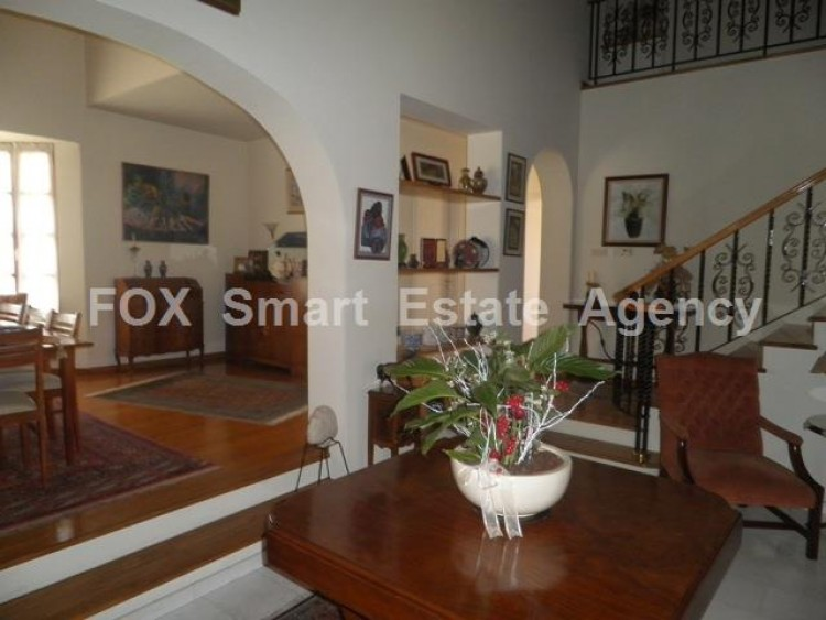 To Rent 5 Bedroom Detached House in Makedonitissa, Nicosia 14