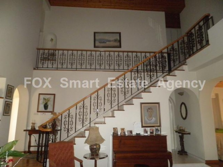 To Rent 5 Bedroom Detached House in Makedonitissa, Nicosia 15